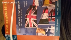 International Economics Theory and Policy 7th edition
