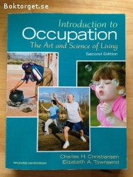 introduction to occupation the art and science of living