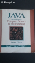 Java: An Introduction to Computer Science & Programming (2nd