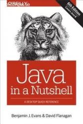 Java in a nutshell, a desktop quick reference