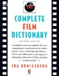 Konigsberg, Ira / The Complete Film Dictionary