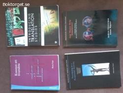 Konsten att översätta + Introducing Translation Studies etc.