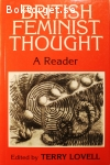 Lovell, Terry (ed.) / British Feminist Thought – A Reader
