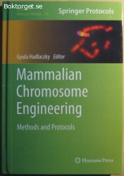Mammalian Chromosome Engineering: Methods and Protocols