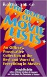 McBride, Joseph The Book of Movie Lists An Offbeat, Provocative Collection of the Best and Worst of Everything in Movies