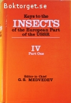 Medvedev, G. S. (ed.) / Keys to the Insects of the European Part of the USSR - Volume IV - Lepidoptera - Part I