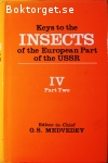 Medvedev, G. S. (ed.) / Keys to the Insects of the European Part of the USSR - Volume IV - Lepidoptera - Part II