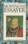 Montaigne, Michel de / Essayer – Bok 1-3