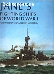 Moore, John (Ed.) / Jane's Fighting Ships of World War I