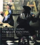 One thousand years of painting-An atlas