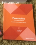 Personality, theory and research
