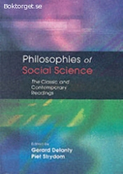 PHILOSOPHIES OF SOCIAL SCIENCE av Delanty