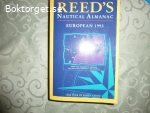 Reed's Nautical Almanac European 1993