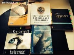 Studentlitteratur, FEK, Statistik, Jöken, Konsumentbeteende