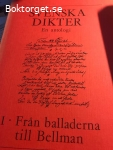 Svenska dikter