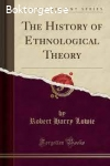 Th history of ethnological theory