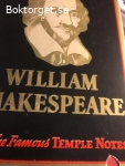 The Complete Works of William Shakespeare with Complete Notes of the Temple Shakespeare