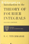 Titchmarsh, E. C. / Introduction to the Theory of Fourier Integrals
